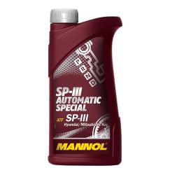 Трансмиссионное масло Mannol ATF SP-III Automatic Special (1 л.) 3031