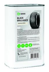 Grass Black Brilliance Полироль для шин (1 л.) 125100