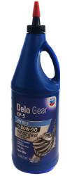 Трансмиссионное масло Chevron Delo Gear EP-5 80W-90 (1 л.) 023968375881