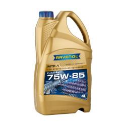 Трансмиссионное масло Ravenol MTF-1 75W-85 (4 л.) 1221102004