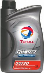 Моторное масло Total Quartz Ineo Efficiency 0W-30 (1 л.) 186931