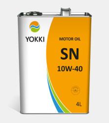 Моторное масло Yokki 10W-40 SN (4 л.) YAE31-1004S