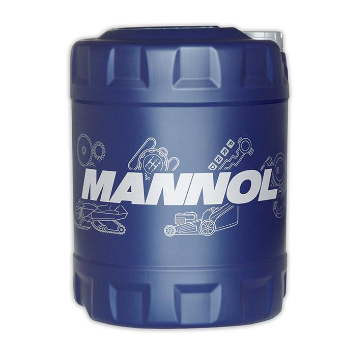 Трансмиссионное масло Mannol Dexron II Automatic (10 л.) 1475