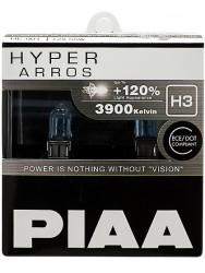 Автолампа PIAA Bulb Hyper Arros H3 3900K HE-901-H3