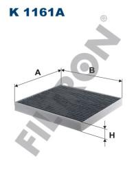 Фильтр салона Filtron K1161A
