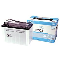 Аккумулятор Furukawa Battery Altica High-Grade 90Ah 850A 304x171x225 о.п. (-+) 125D31L