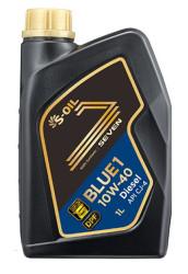 Моторное масло S-Oil Seven BLUE1 CJ 10W-40 (1 л.) BL110W40_01