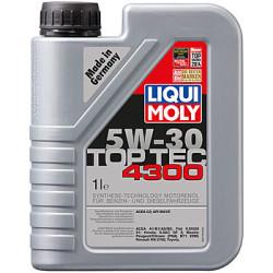 Моторное масло Liqui Moly Top Tec 4300 5W-30 (1 л.) 8030A