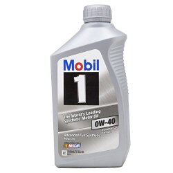 Моторное масло Mobil 1 (USA) Full Synthetic 0W-40 (1 л.) 071924449626