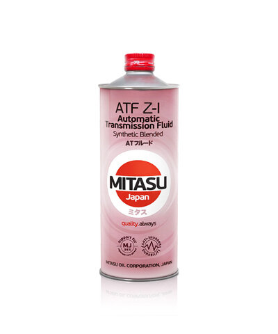 Трансмиссионное масло Mitasu ATF Z1 (1 л.) MJ3271
