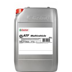 Трансмиссионное масло Castrol ATF Multivehicle (20 л.) 154F34