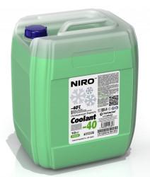 Охлаждающая жидкость Totachi Niro Coolant -40C (10 л.) 4589904526893