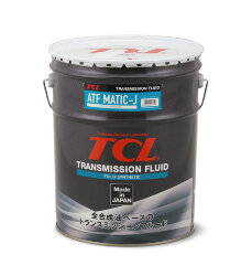 Трансмиссионное масло TCL ATF Matic J (20 л.) A020TYMJ