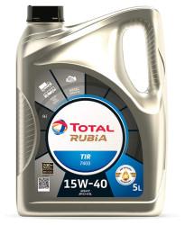Моторное масло Total Rubia Tir 7400 15W-40 (5 л.) 213669
