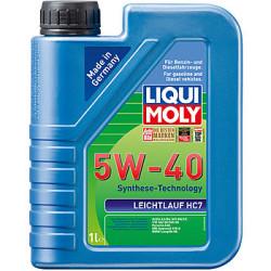 Моторное масло Liqui Moly Leichtlauf HC 7 5W-40 (1 л.) 1346