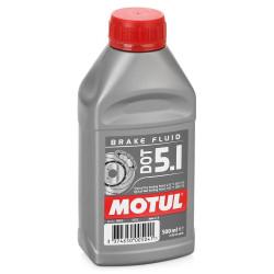Тормозная жидкость Motul Brake Fluid DOT 5.1 (0,5 л.) 100950