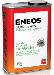 Моторное масло Eneos Gran-Touring SM 5W-40 (1 л.) Oil4069