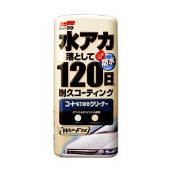 Soft99 Coating-Cleaning Liquid Wax Очиститель кузова для светлых (0,5 л.) 00283
