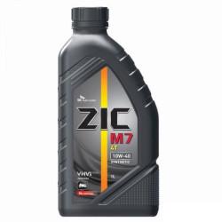 Масло четырехтактное ZIC M7 4T 10W-40 (1 л.) 137211