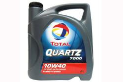 Моторное масло Total Quartz 7000 10W-40 (4 л.) 201523