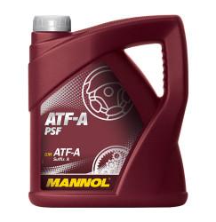 Жидкость ГУР Mannol ATF-A PSF (4 л.) 3049