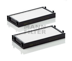 Фильтр салона Mann-Filter CU29412