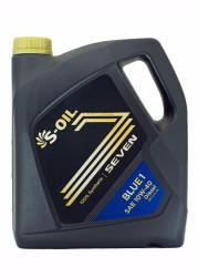 Моторное масло S-Oil Seven BLUE1 CJ 10W-40 (4 л.) BL110W40_04