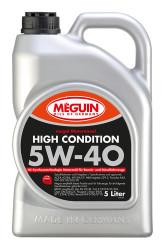 Моторное масло Meguin Megol Motorenoel High Condition 5W-40 (5 л.) 3198