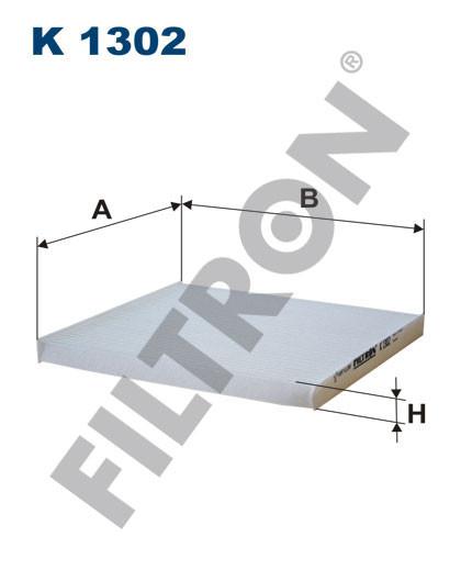 Фильтр салона Filtron K1302