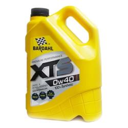 Моторное масло Bardahl XTS 0W-40 (5 л.) 36143