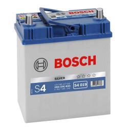 Аккумулятор Bosch S4 40Ah 330A 187x127x227 п.п. (+-)
