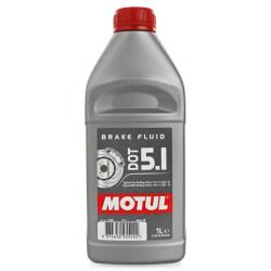 Тормозная жидкость Motul Brake Fluid DOT 5.1 (1 л.) 105836