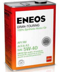 Моторное масло Eneos Gran-Touring SM 5W-40 (4 л.) Oil4066