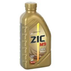 Масло четырехтактное ZIC M9 4T 10W-40 (1 л.) 137210