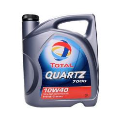 Моторное масло Total Quartz 7000 10W-40 (5 л.) 203703