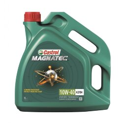 Моторное масло Castrol Magnatec 10W-40 A3/B4 (4 л.) 156EED