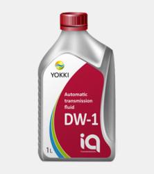 Трансмиссионное масло Yokki iQ ATF DW-1 (1 л.) YCA06-1001P