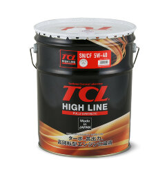 Моторное масло TCL High Line 5W-40 (20 л.) H0200540