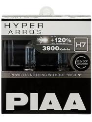 Автолампа PIAA Bulb Hyper Arros H7 3900K HE-903-H7
