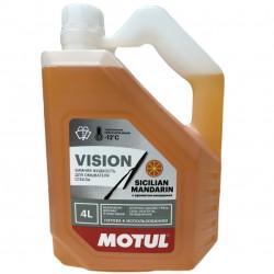 Стеклоомывающая жидкость Motul Vision Sicilian Mandarin -12C (4 л.) 109337
