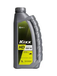 Моторное масло Kixx HD 10W-40 CG-4 (1 л.) L5255AL1E1