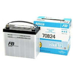 Аккумулятор Furukawa Battery Altica High-Grade 50Ah 520A 236x126x227 о.п. (-+) 70B24L