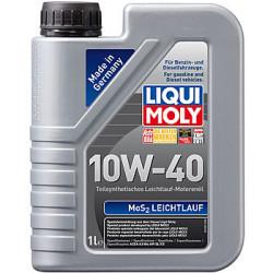 Моторное масло Liqui Moly MoS2 Leichtlauf 10W-40 (1 л.) 1930A