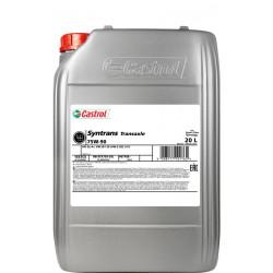 Трансмиссионное масло Castrol Syntrans Transaxle 75W-90 (20 л.) 1557C5