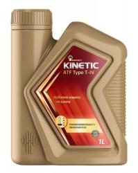 Трансмиссионное масло Rosneft Kinetic ATF Type T-IV (1 л.) 40897132