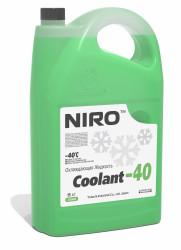 Охлаждающая жидкость Totachi Niro Coolant -40C (5 л.) 4589904526817