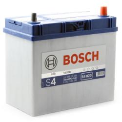 Аккумулятор Bosch S4 45Ah 330A 238x129x227 о.п. (-+) 0092S40200