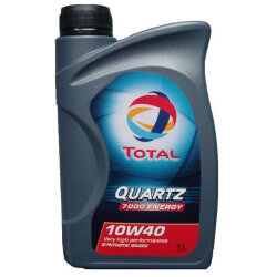 Моторное масло Total Quartz 7000 Energy 10W-40 (1 л.) 201535