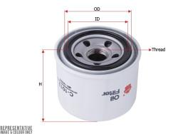 Масляный фильтр Sakura C1013