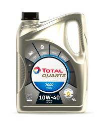 Моторное масло Total Quartz 7000 Diesel 10W-40 (4 л.) 11040501